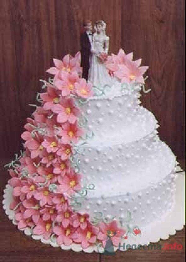 Торты своими руками на свадьбу