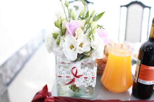 """Фото 2926109 в коллекции Свадьба в бордовом стиле - Свадебная студия """"Айвори"""", оформление"""