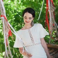 Невеста в стиле Фламенко