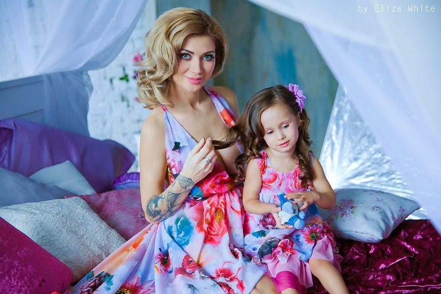 Фото 5055455 в коллекции Мои Невесты и прекрасные клиентки - Стилист-визажист Катрина Петренко