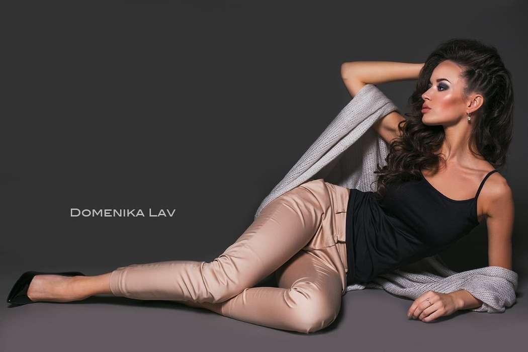 модель  фотограф  прическа  макияж  dress  - фото 5655410 Стилист-визажист Катрина Петренко