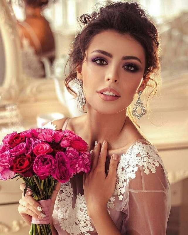 Фото 11335988 в коллекции Мои Невесты и прекрасные клиентки - Стилист-визажист Катрина Петренко