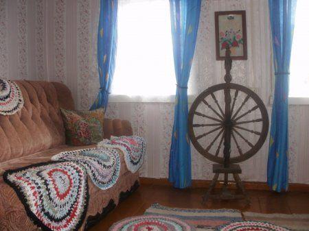 "Дом в нутри у баба Яги! - фото 2298002 Усадьба ""Баба Яга"""