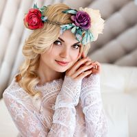 нежная невеста Наденька