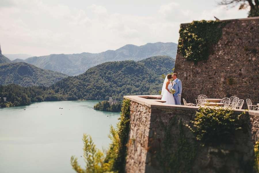Фото 2343708 в коллекции Средневековая свадьба для двоих - Агентство Интерус - свадьбы в Словении