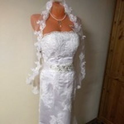Платье и фата на прокат