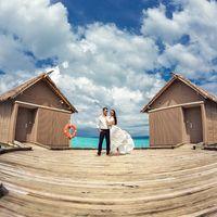 свадебная фотосессия на Мальдивах