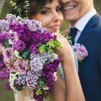 Love story нежность свадьба пара закат букет