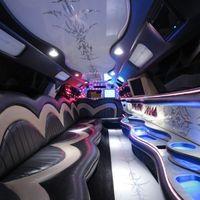 Linkoln TownCar, белый лимузин 12 м 12 мест