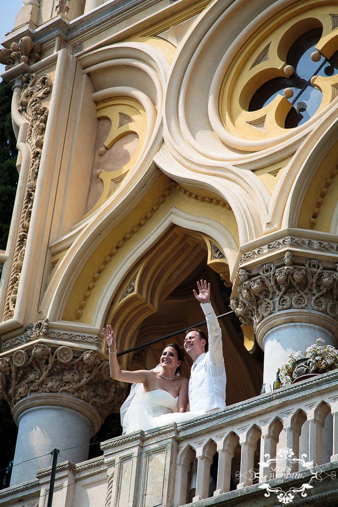 Свадьба на острове. Озеро Гарда - фото 7061326 Italia Viaggi - организация свадеб