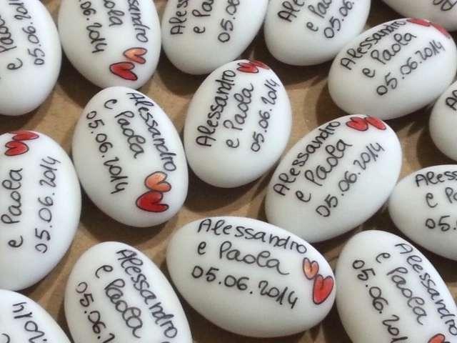 Фото 7313034 в коллекции Бонбоньерки, конфетти, подарки - Italia Viaggi - организация свадеб