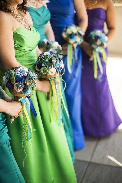 Подружкам невесты - фото 17027960 Italia Viaggi - организация свадеб