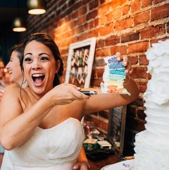 неожиданная радуга бисквитов - фото 18944844 Italia Viaggi - организация свадеб