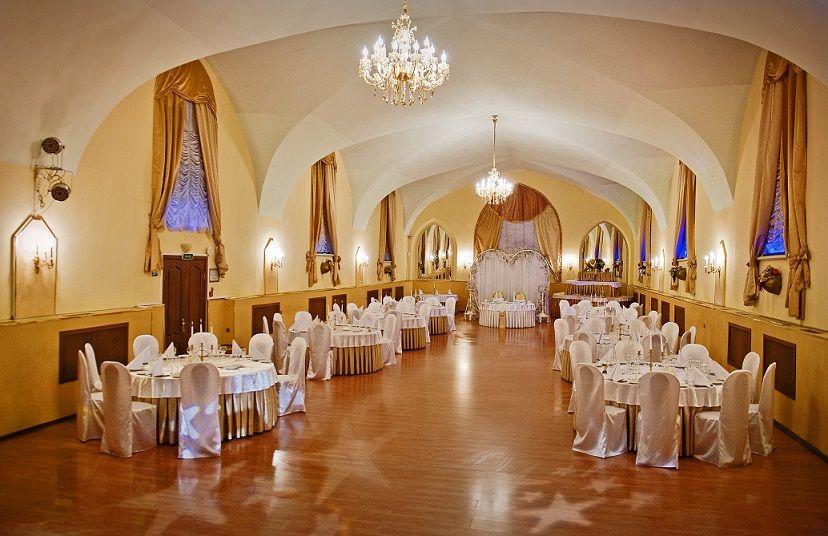 """накрытие стандарт.. - фото 2414569 Банкетный ресторан """"KlassiK"""" в Петергофе"""