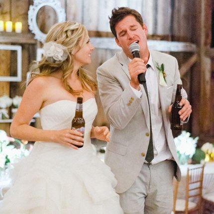 Аренда караоке на свадьбу
