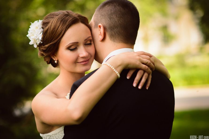 Фото 8777232 в коллекции Wedding (СВАДЕБНЫЙ) - Визажист и мастер по прическам Alexandra Prudkaya