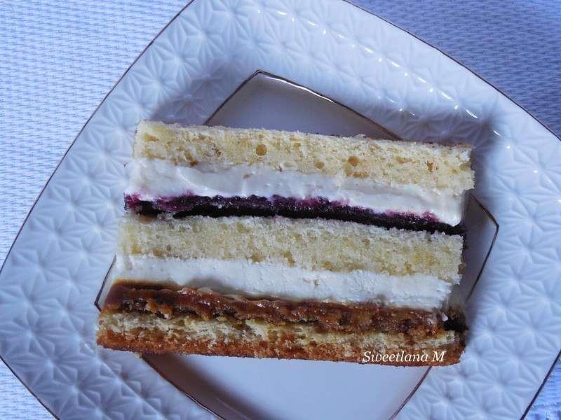 Как сделать прослойки для торта