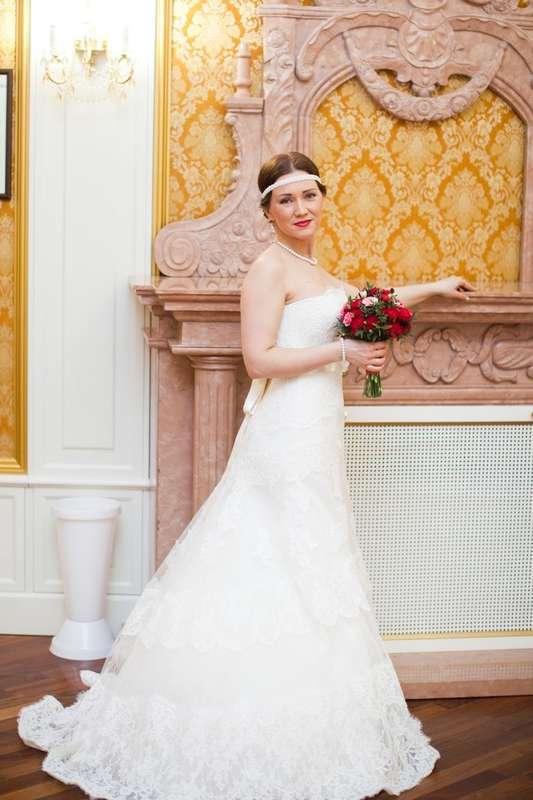 """Фото 3758257 в коллекции Невесты в наших платьях - Шоу-рум """"Wedding Romm"""" - свадебные платья"""