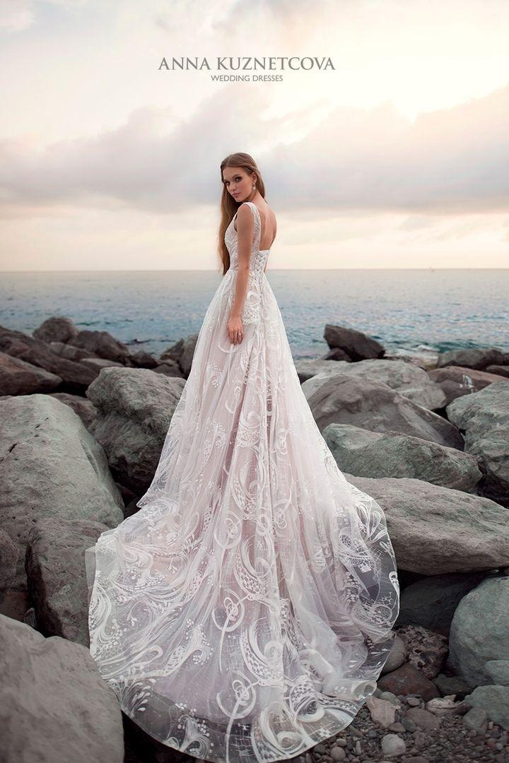 """Свадебное платье Скай. В наличии. - фото 19246620 Шоу-рум """"Wedding Romm"""" - свадебные платья"""