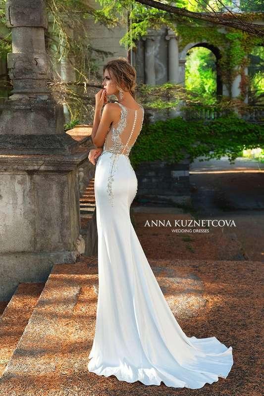 """Свадебное платье Фортуна - фото 19246632 Шоу-рум """"Wedding Romm"""" - свадебные платья"""