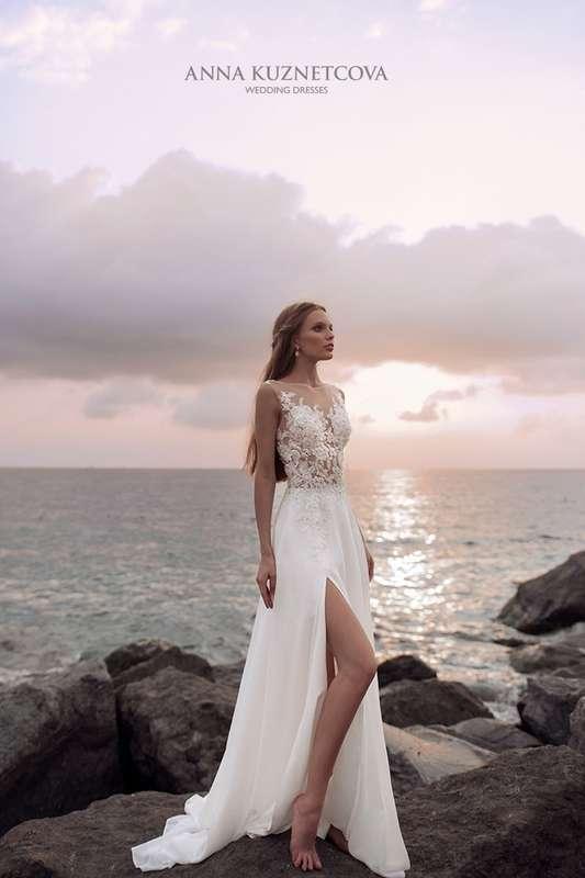 """Свадебное платье Циан - фото 19246642 Шоу-рум """"Wedding Romm"""" - свадебные платья"""