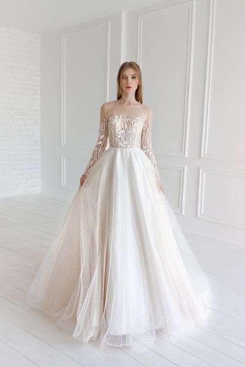 """Свабебное платье Jessica - фото 19246686 Шоу-рум """"Wedding Romm"""" - свадебные платья"""