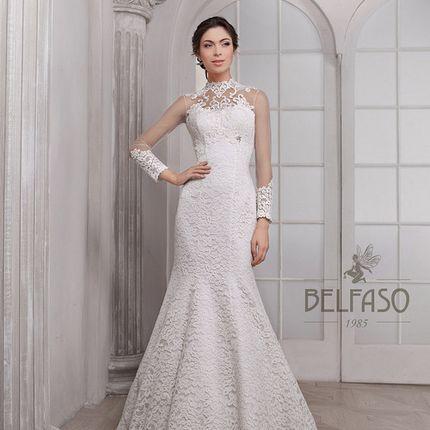 Свадебное платье Леда