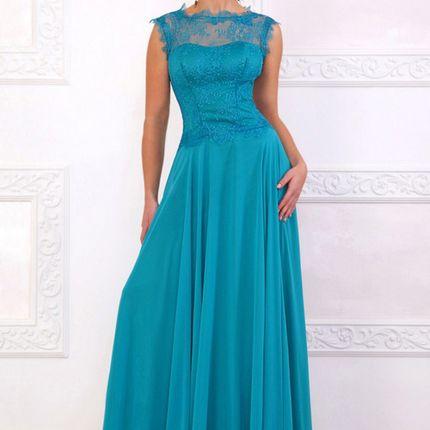 Вечернее платье Вейс