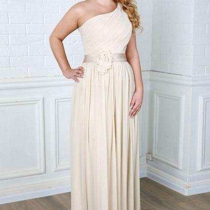 Шифоновое платье BB337B