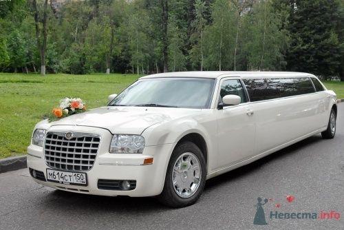 """Chrysler 300-C 2008г - фото 394 Аренда лимузинов """"Dem"""""""
