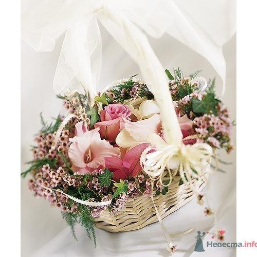 """Свадебный букет """"Сумочка"""" - фото 402 Mallina Botanique - праздничное оформление"""