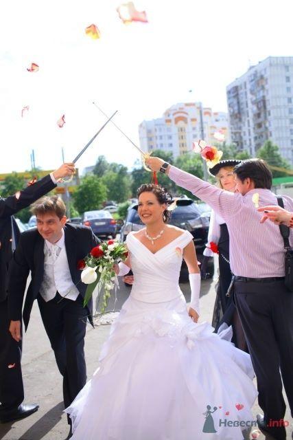 """Фото 48988 в коллекции Свадьба в стиле фильма """"Маска Зорро"""" - Funday - свадебное агентство парка """"Сокольники"""""""