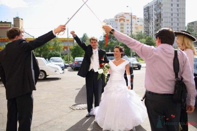 """встреча - фото 48989 Funday - свадебное агентство парка """"Сокольники"""""""