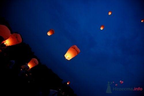 Фото 15007 в коллекции Запуск Дирижаблей - Дирижабль Желаний - небесные фонарики