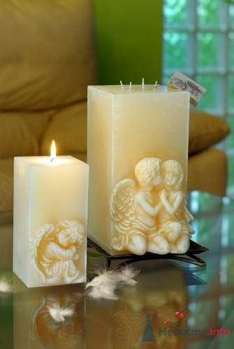 """Ангелы - фото 14995 """"Бенилюкс"""" - изготовление свечей"""