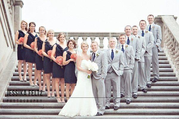 Идеи групповых на свадьбе