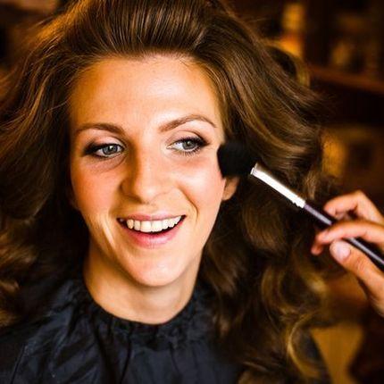 Репетиция макияжа и причёски