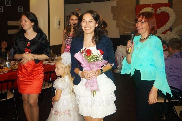 Следующая свадьба будет у Маши! - фото 2400014 Ведущая Наташа Данилова