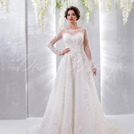 Свадебное платье мод.R16-012