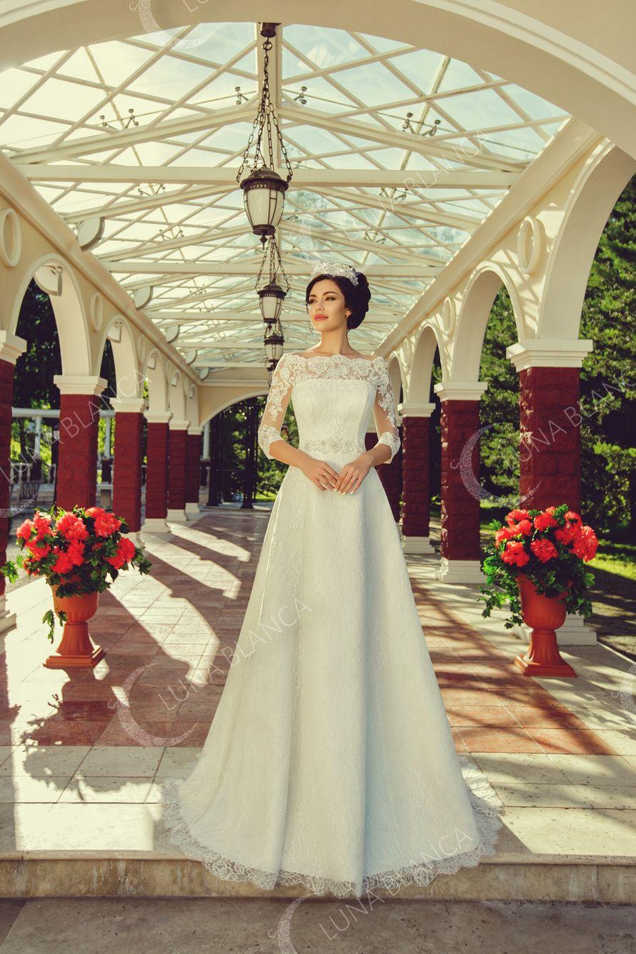 Фото 17430612 в коллекции Портфолио - Салон свадебной и вечерней моды Иль-Д-Амур