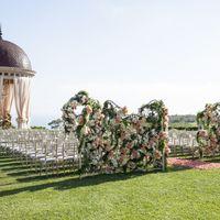 Классическая выездная свадьба. Свадебное оформление под ключ