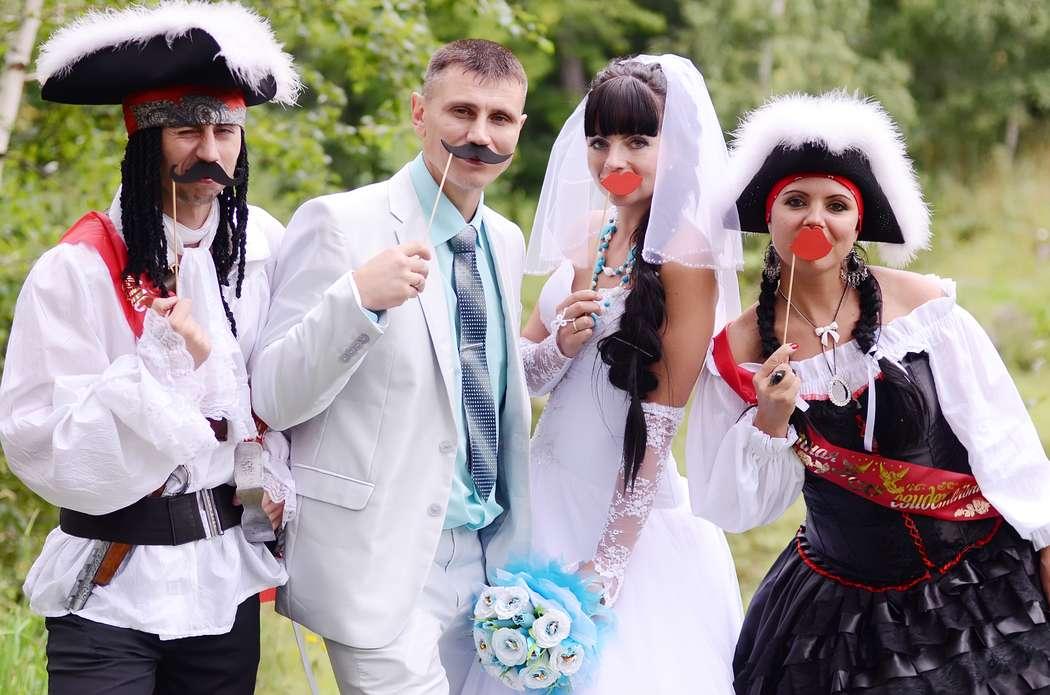 Идеи фотосессии для пиратской свадьбы. - фото 2410159 Фотограф Светлана Герасименко