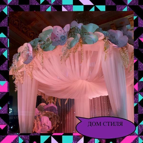 Фото 2928527 в коллекции Мои фотографии - Свадебный декор от Дом Стиля
