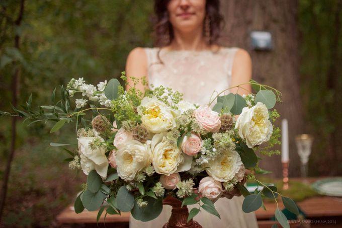 Увидеть свадебный букет во сне - символ счастливого случая, удачного стечения обстоятельств.