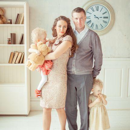 Детская и семейная фотосессия, 1 час