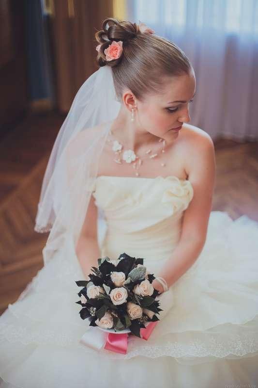 Фото 2429619 в коллекции Мои невесты - Свадебный стилист Сухачева Юлия