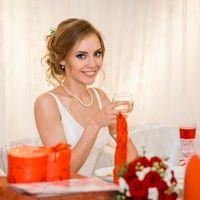 Невеста Лена Визажист-стилист: Марина Усова Фотограф: Андрей Плотонов (г. Екатеринбург)