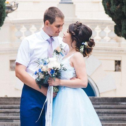 Свадебный образ + консультация