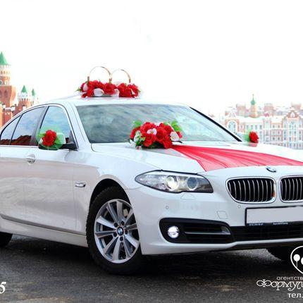 Аренда свадебного кортежа BMW 5, цена за 1 час