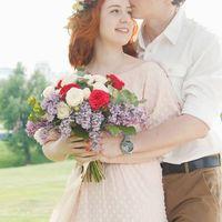 Beautiful lovestory Настя & Андрей свадебная съемка с оформлением